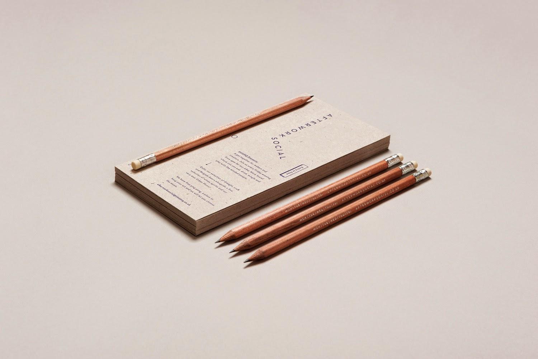 crayon bloc note