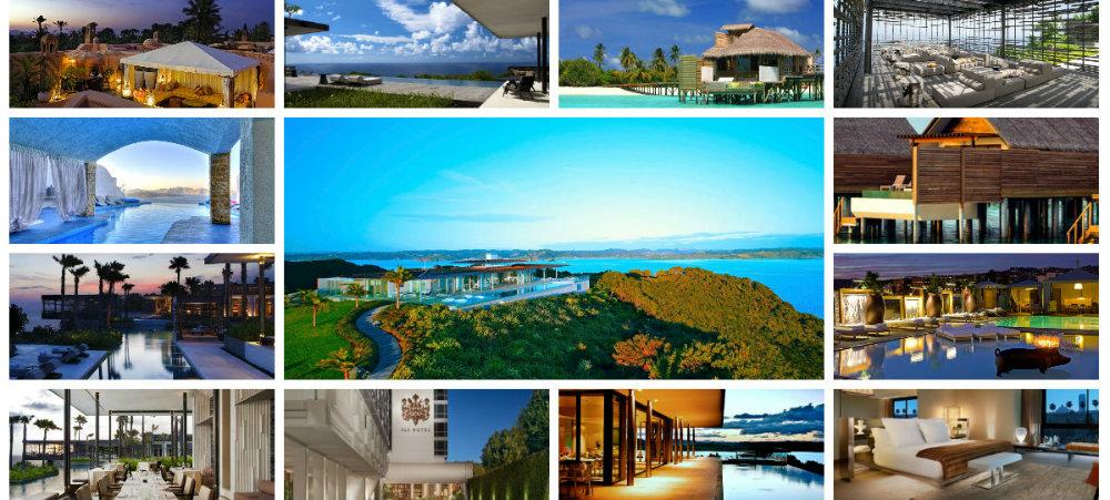 Les plus beaux boutiques hôtels au monde