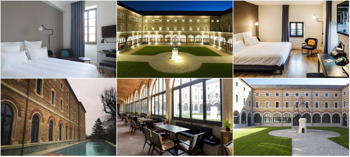 College Hotel Vieux Lyon