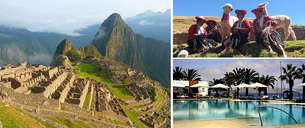 The Best Relais & Châteaux resort and hotel in Peru