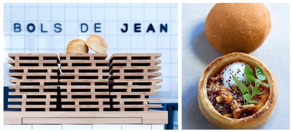A new concept of cuisine in Paris: Les Bols de Jean