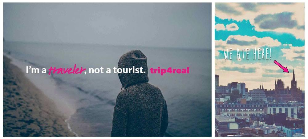 Laissez-vous guider en confiance avec Trip4real