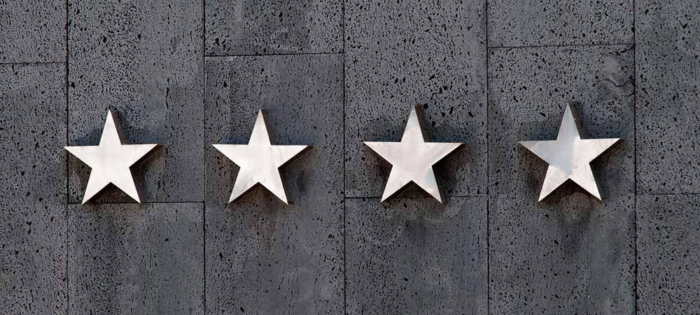 L'attribution des étoiles du classement hôtelier