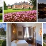 Les plus beaux châteaux hôtels d'Ile de France
