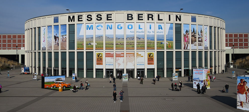 ITB Berlin convention: 8 – 12 March 2017