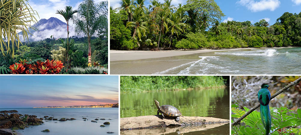 Le Costa Rica : une destination naturelle
