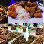 World tour of gastronomy