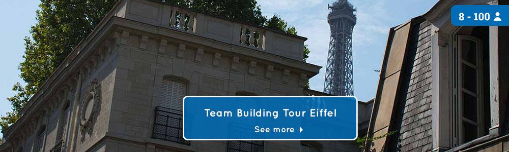 EN_team building activities Paris Tour Eiffel