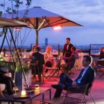 Une des plus belles vues de Paris : le Restaurant du Terrass Hotel