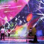 TeamLab: an unusual exhibition in Paris