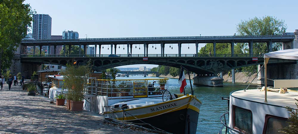 Activité Team Building à Paris dans le quartier de la Tour Eiffel