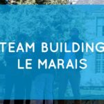 Team building games: Treasure hunt in Paris Marais district