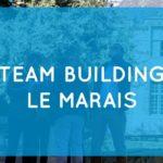 Jeu de piste team building dans le Marais, parcours insolite et ludique