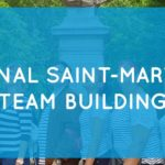 Team building activities Paris:  tourist walk in Canal Saint-Martin district