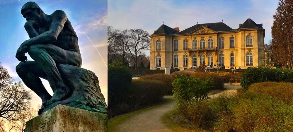 Musée à Paris incontournable à découvrir : le musée Rodin