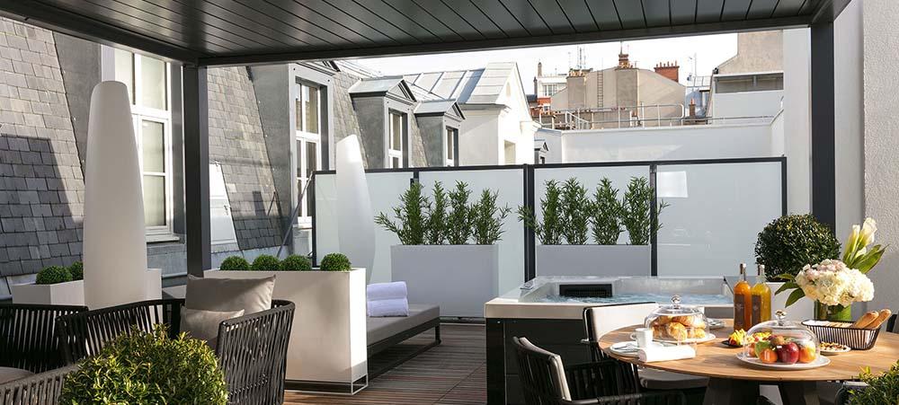 Niepce Paris, un charmant boutique-hôtel à Paris Montparnasse