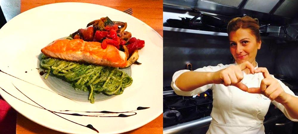 Oggi : restaurant italien à Paris au coeur de Montmartre