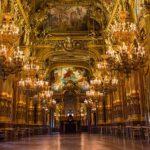 Ballets à Paris et art lyrique dans les dorures de l'Opéra Garnier