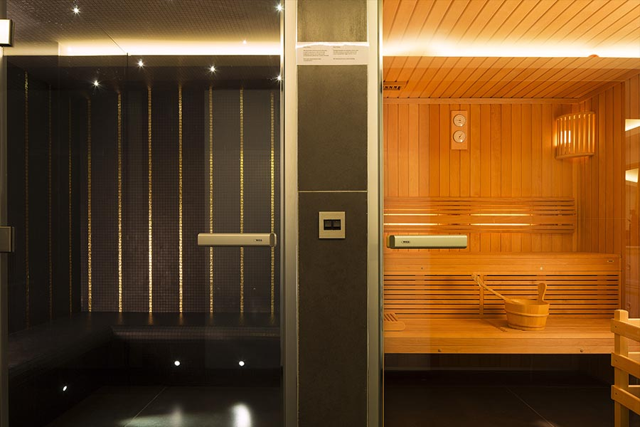 hôtel molière hammam et sauna