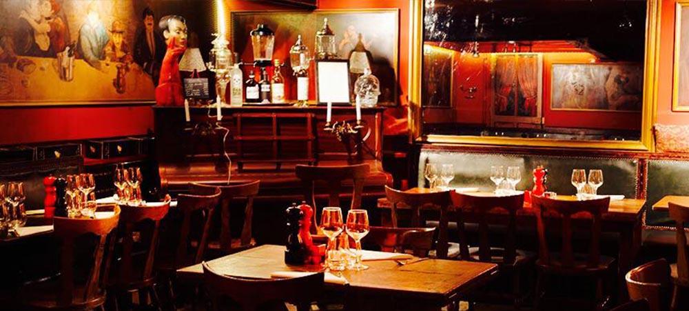 Romantic restaurant in Montmartre: our top 5