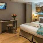 The Midnight Paris: 3-star stay in a hotel near Canal Saint-Martin