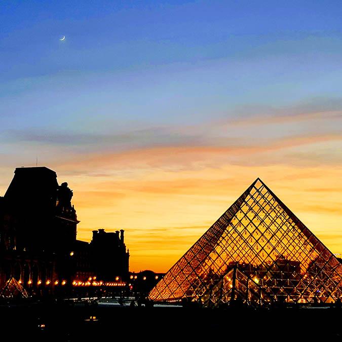 team building jeu de piste Louvre