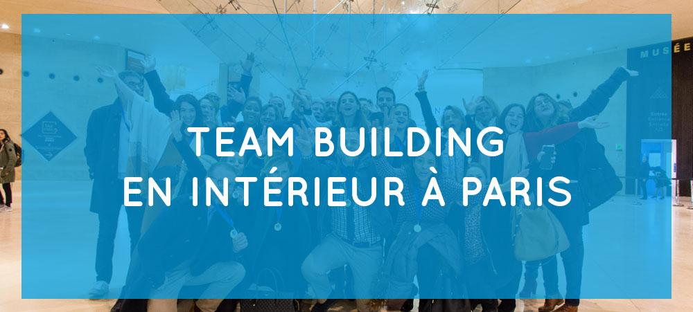 Idées d'activités team building en intérieur à Paris