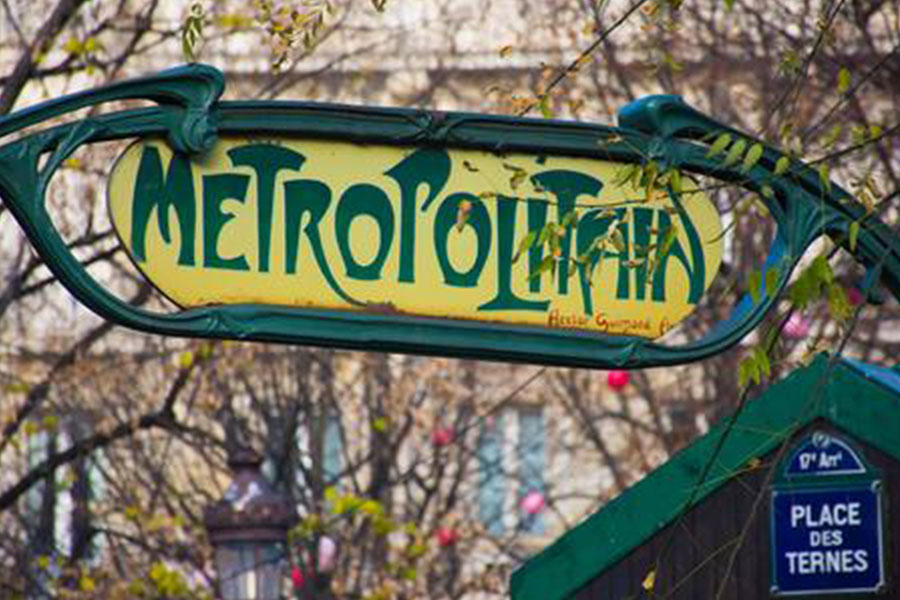 Metropolitain Paris