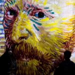 Starry night: the Van Gogh exhibition at Atelier des Lumieres