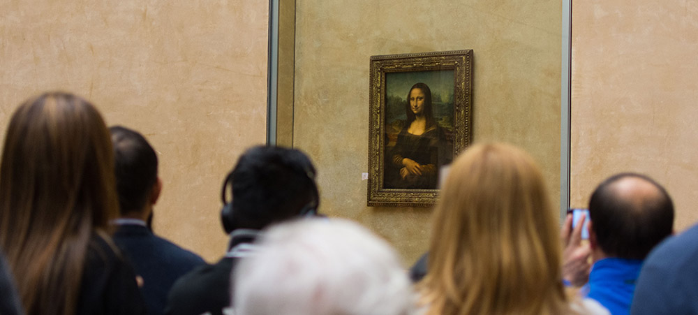 Leonardo da Vinci exhibition at the Louvre museum starting on October 24th 2019