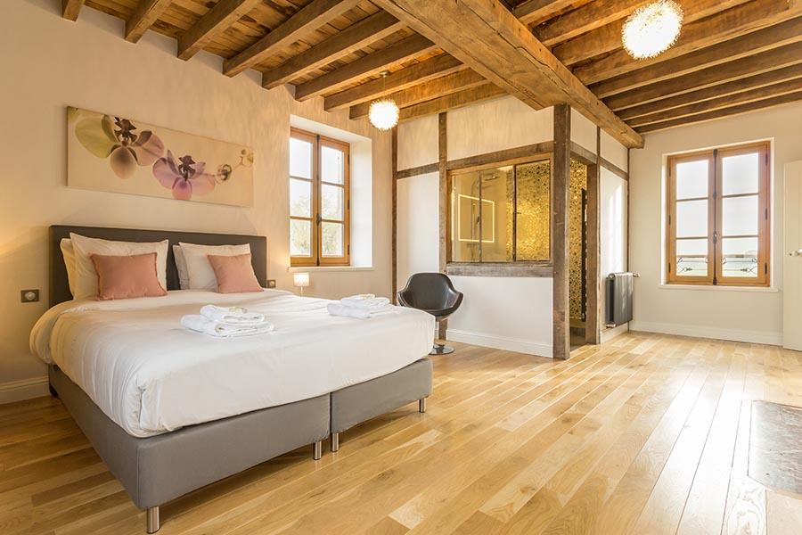 gite de charme Giverny suite