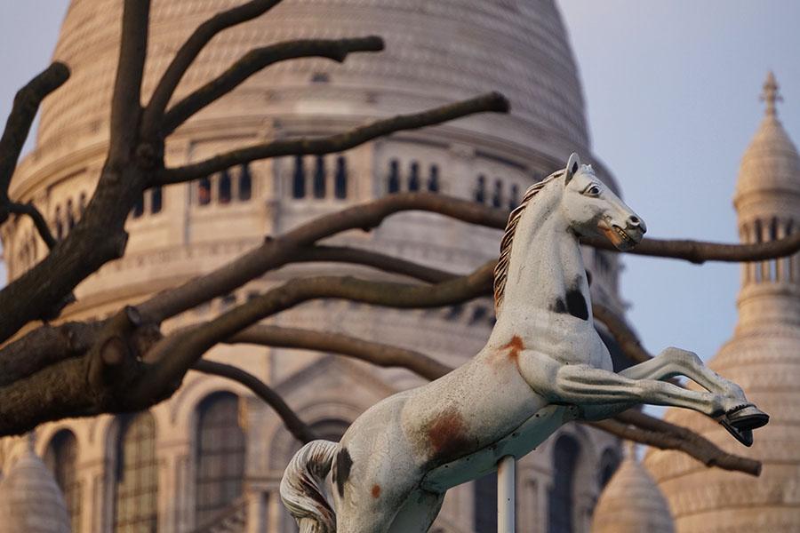 monuments incontournables à Paris Montmartre eslphoto events