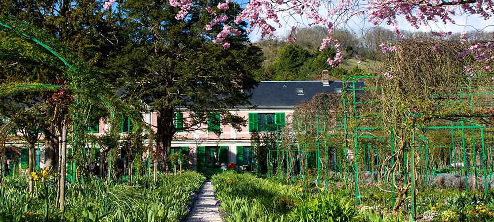 In the footsteps of Claude Monet: a day in Giverny
