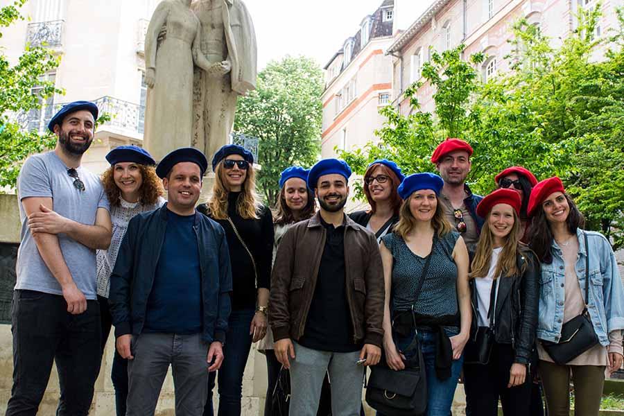 Image 1 team building ludique à Montmartre Sojern