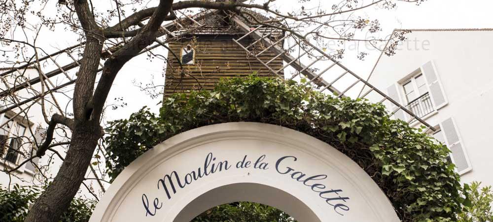 Le restaurant le Moulin de la Galette : un lieu emblématique à Montmartre