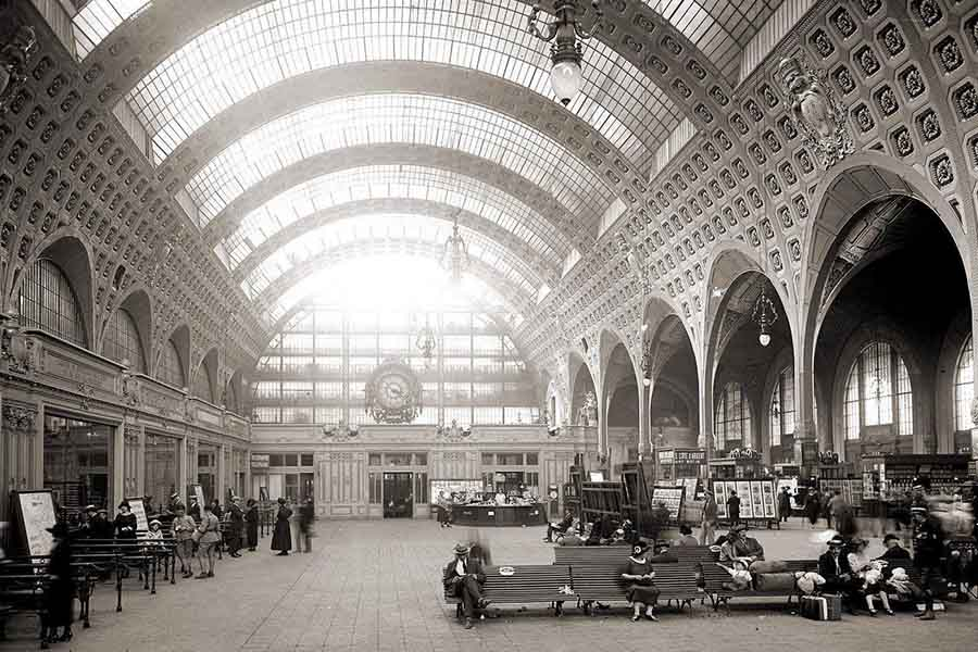 Team building culturel au musée Orsay 1 gare orsay
