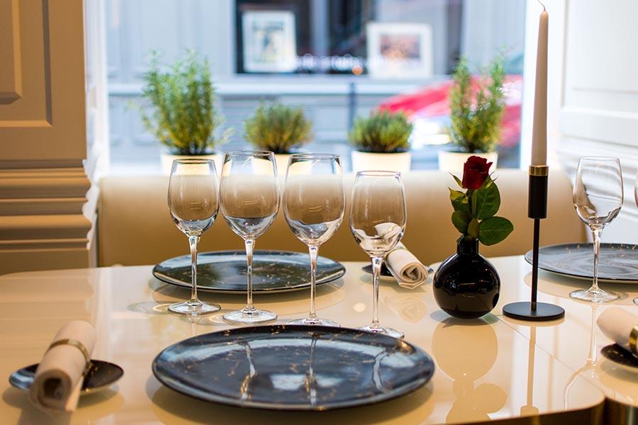 restaurant gastronomique à Paris Eclipses