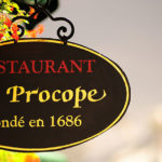 Restaurant in the Notre-Dame district: Le Procope, the oldest café in Paris
