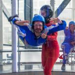 Discover the fun indoor skydiving simulator in Paris: iFly with your colleagues or friends