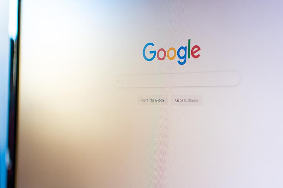 recherche google ordinateur