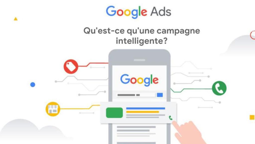 Google Ads smart campaign