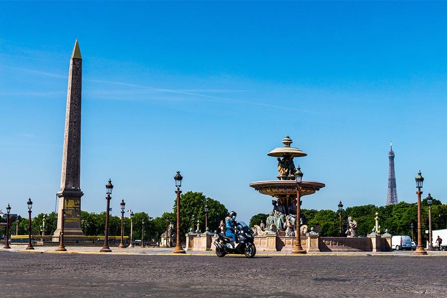 plus vieux monuments paris obélisque concorde