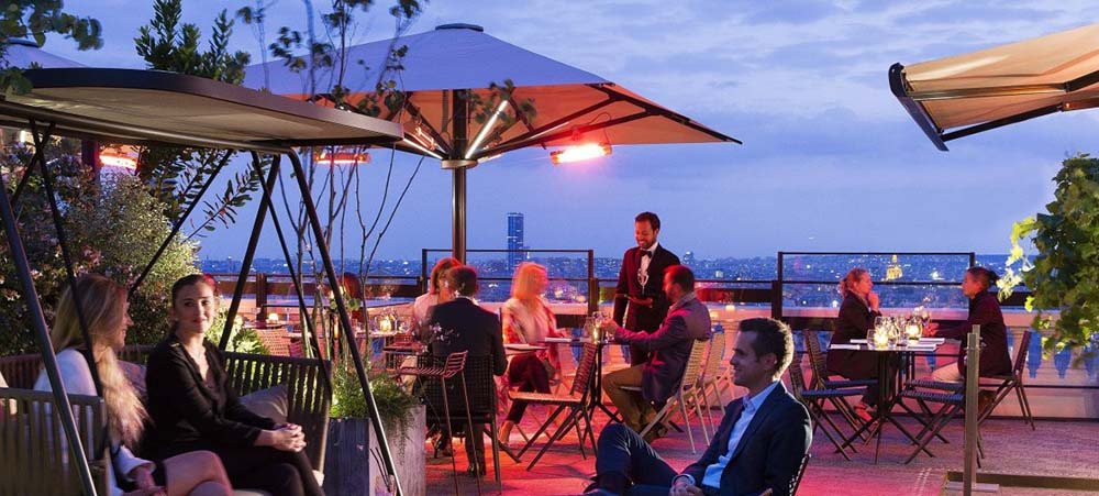 Terrace restaurants in Paris: our best spots' selection
