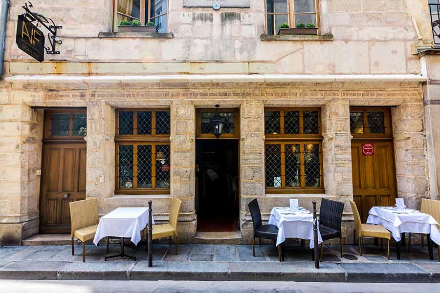 plus vieille maison de Paris maison Nicolas Flamel