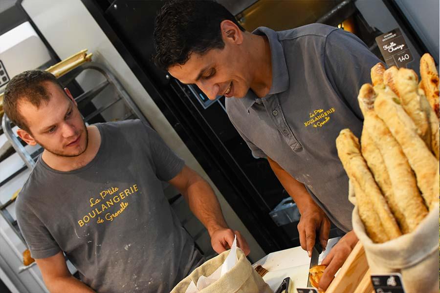 ptite boulangerie de grenelle