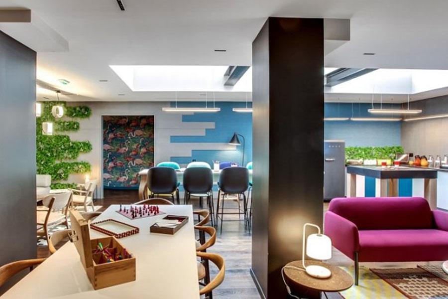 hôtel pour un séminaire à paris terrass hotel