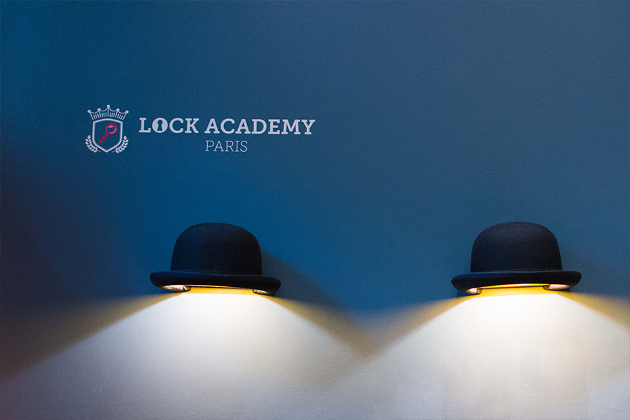 escape game lock academy