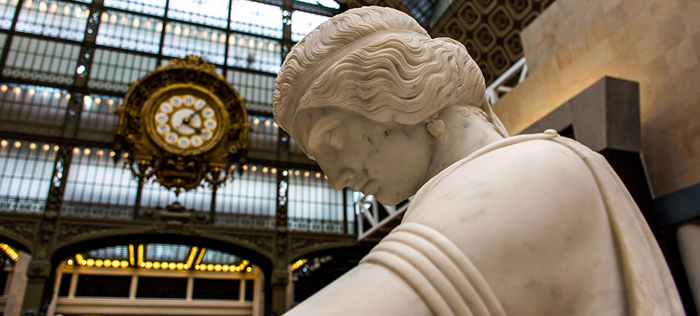 Musée d'Orsay Work  – From the most famous to the most unusual