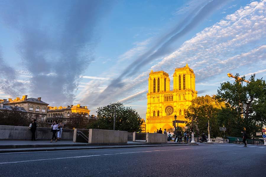 Séminaire cohésion d'équipe quartier Notre Dame