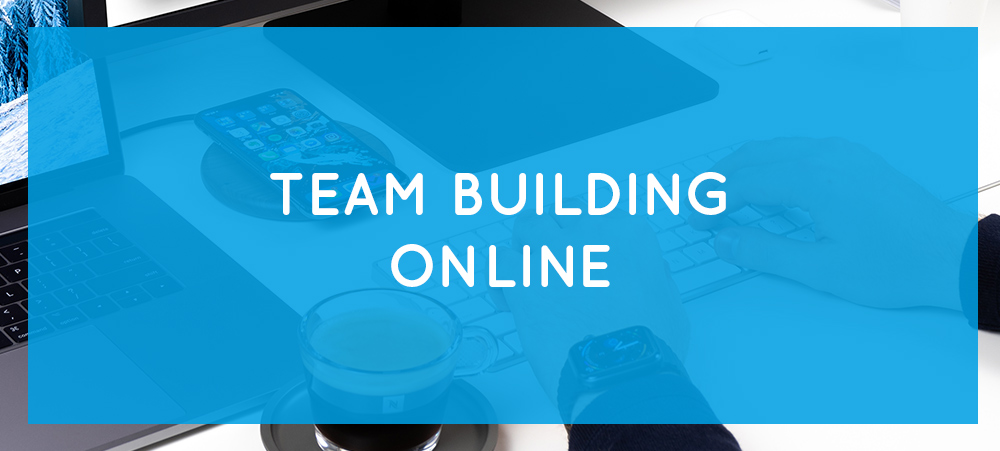 Team building online | A selection of distance immersive activities